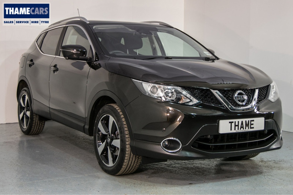 What to look out for in a Qashqai?