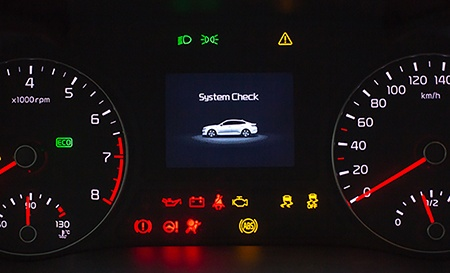 What do your Dashboard Symbols mean?
