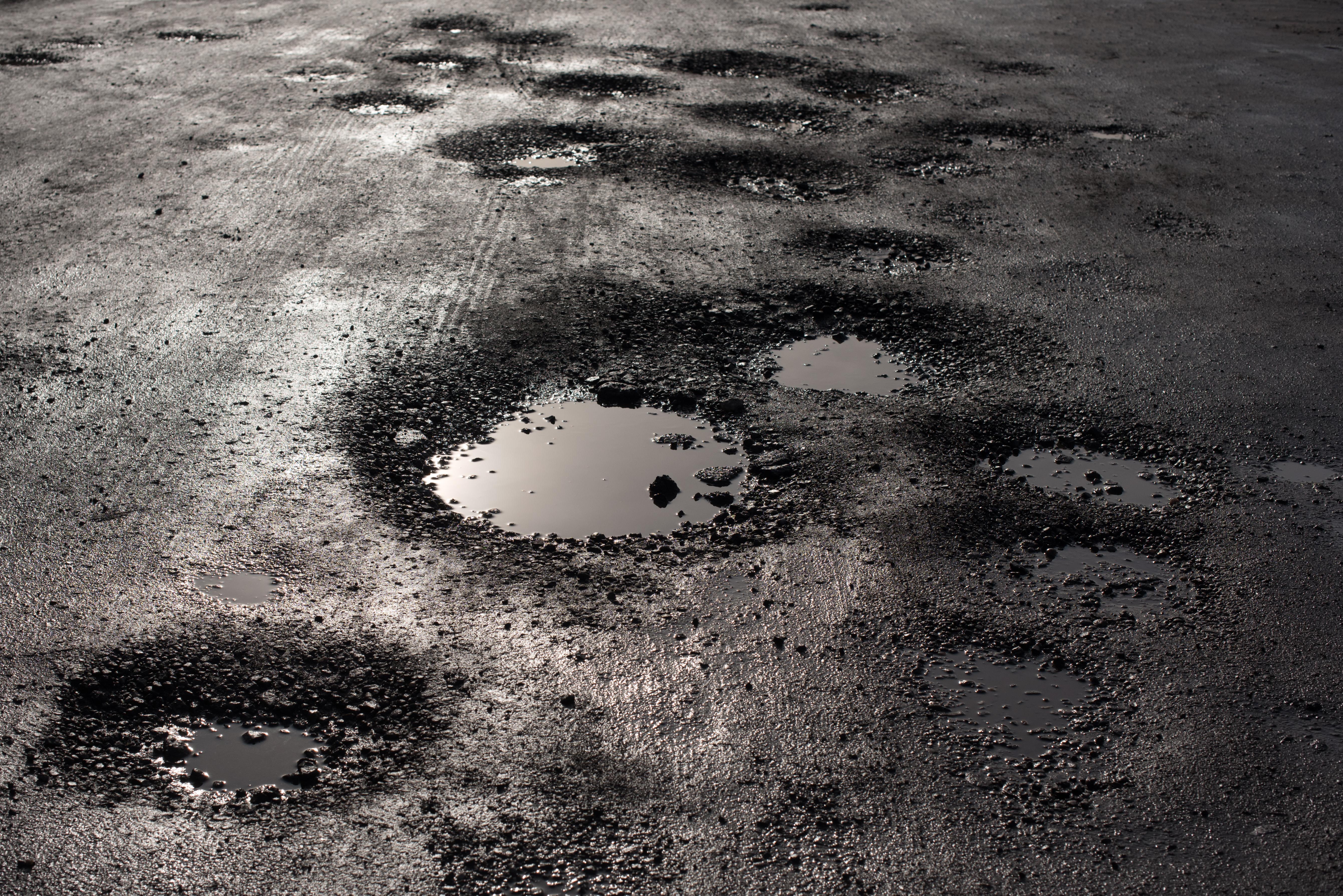 Potholes
