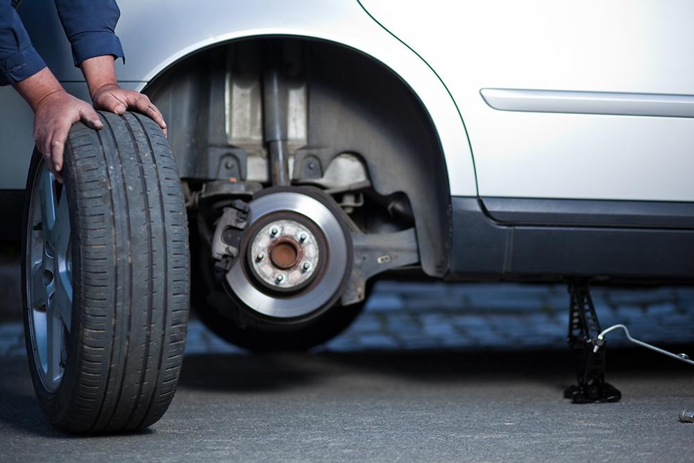 TyreChanging